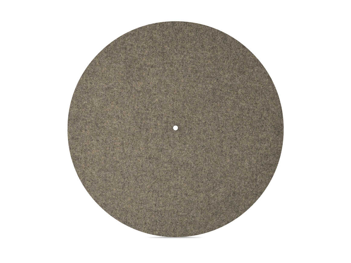 Turntable Mat Jumbo Felt
